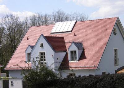 Mehrfamilienhaus mit Steildach