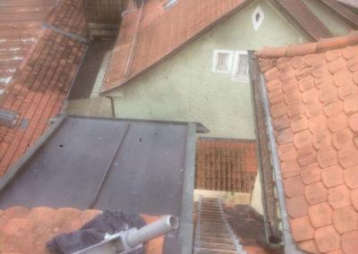 Dach-Wartung in Landshut