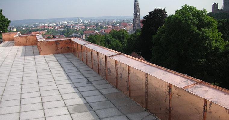 Spenglerei in Landshut